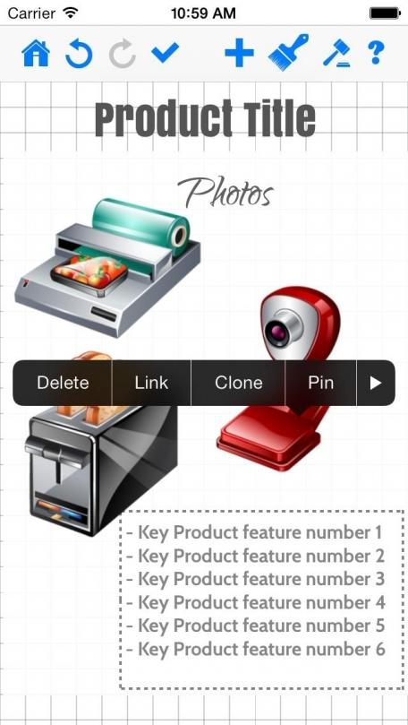 Auction Listing Designer for eBay