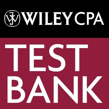 AUD Test Bank - Wiley CPA Exam Review