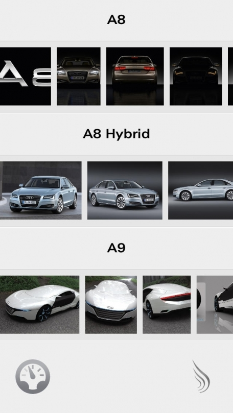 Audi A Collection