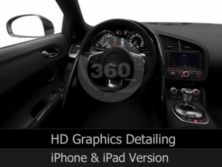 Audi Interior 3D