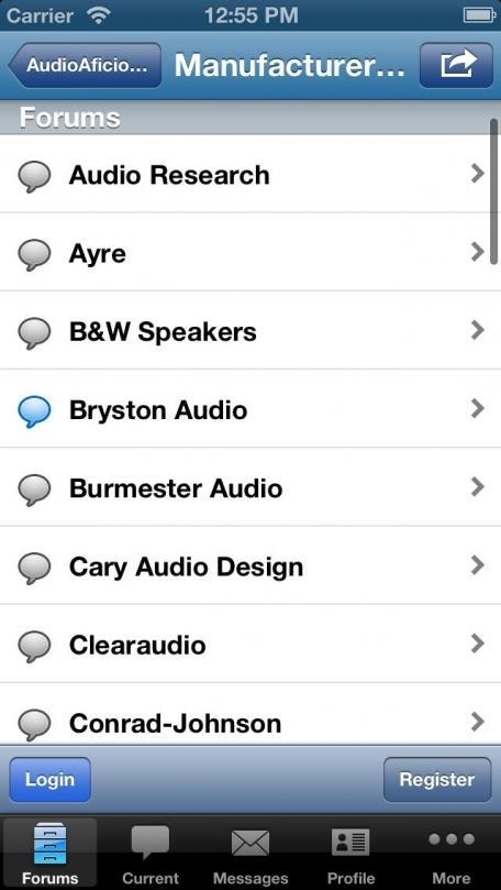 Audio Aficionado