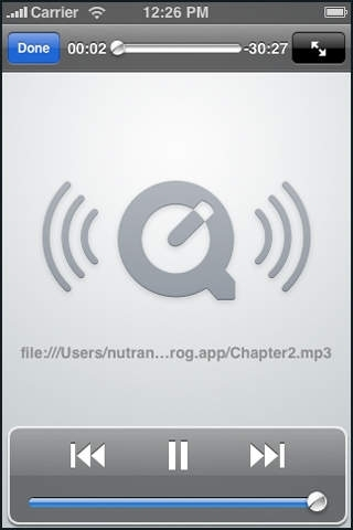 Audio App: Riders of the Purple Sage