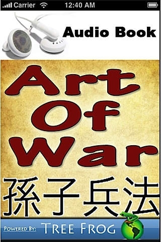 Audio Book: Sun Tzu Art Of War Read by Paul Sze