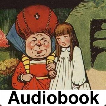 Audiobook-Alice in Wonderland