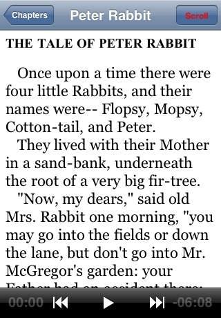 Audiobook-Beatrix Potter