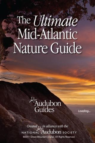 Audubon Nature Mid-Atlantic - The Ultimate Mid-Atlantic Nature Guide