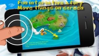 Aussie Penguin Adventure - Lite interactive eBook for Children