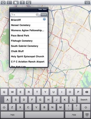 Austin Map Offline
