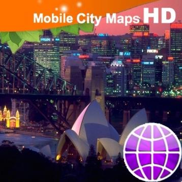 Australia Maps HD