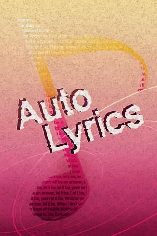 Auto Lyrics - 실시간 가사 검색