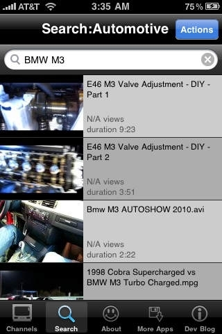 Auto TV