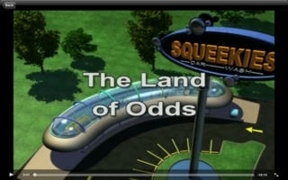 Auto-B-Good: In The Land Of Odds Animated AppVideo for Kids