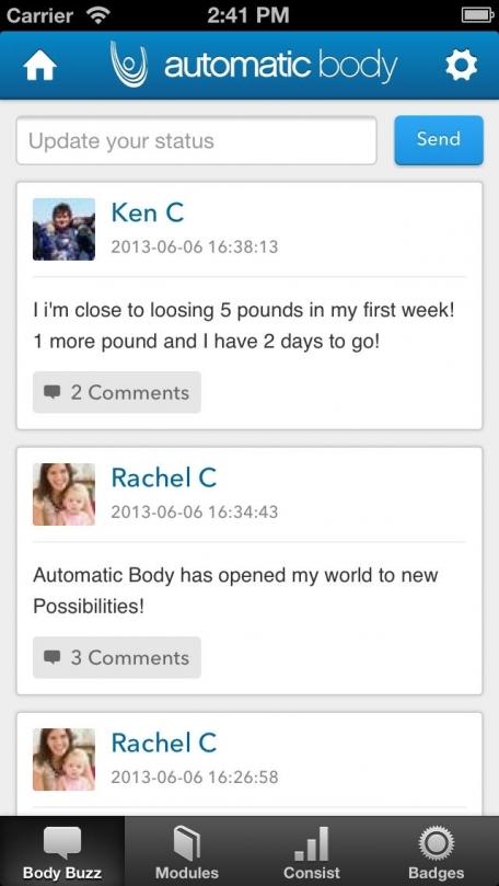 Automatic Body