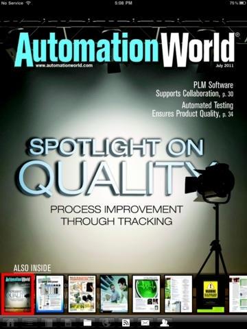 Automation World Magazine