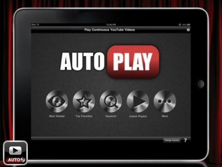AutoPlay Youtube Videos Lite