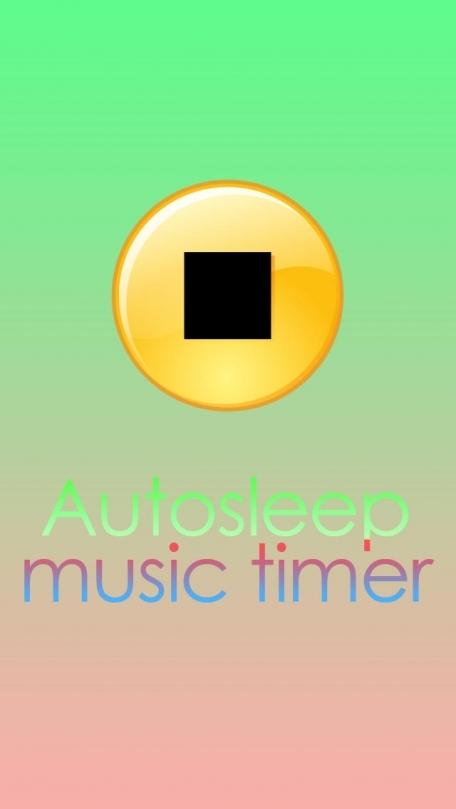 Autosleep Music Timer