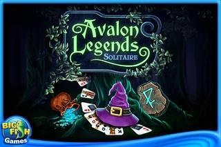 Avalon Legends Solitaire (Full)