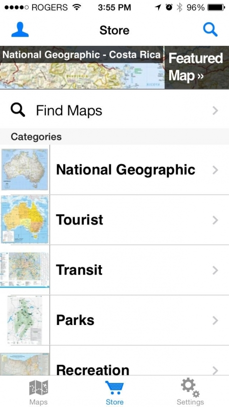 Avenza PDF Maps