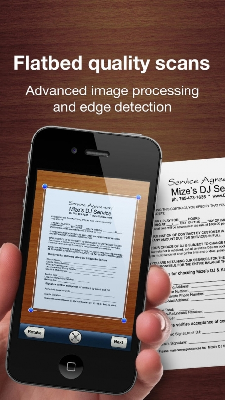 Avocado Scanner - Scan and Fax PDF Documents, Receipts, Business Cards