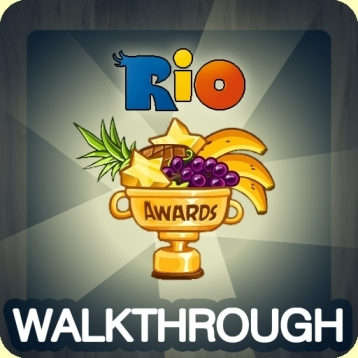 Awards Walkthrough for RIO Angry Birds