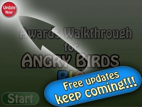 Awards Walkthrough for RIO Angry Birds