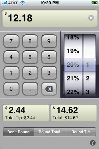Awesome Tip Calculator