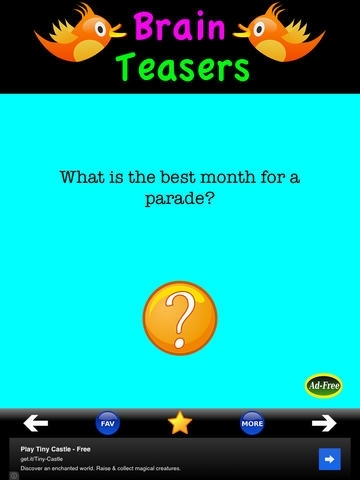 A-Z Brain Teasers! Best Brain Teaser Games!