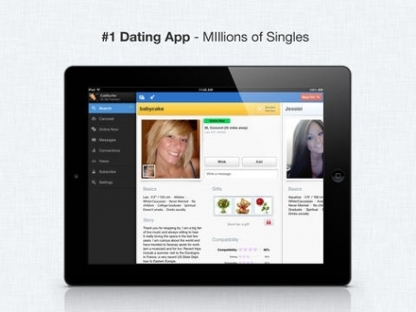 dating-app-ipad