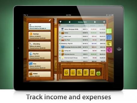 Checkbook HD Free - Personal Finance