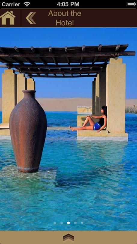 Bab Al Shams for iPhone