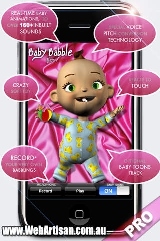 Baby Babble PRO