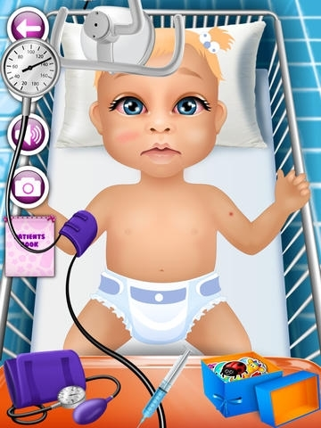 Baby Doctor Office