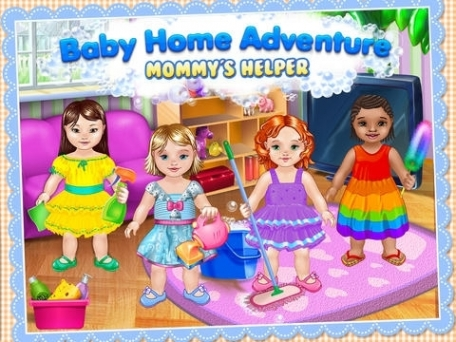 Baby Home Adventure - Mommy's Little Helper