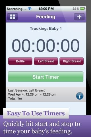 Baby Tracker from WhatToExpect.com
