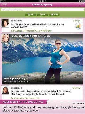 BabyBump Pregnancy Free