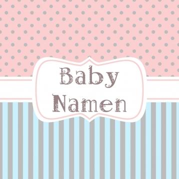 Babynamen: die schönsten Mädchennamen und Jungennamen mit Bedeutung