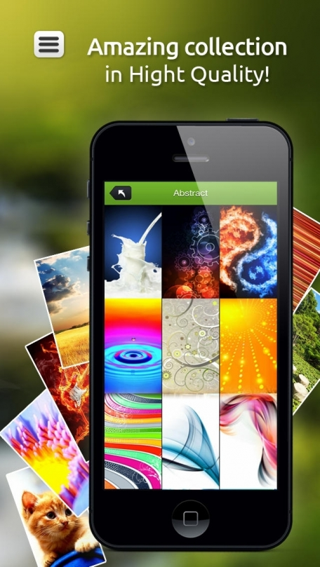 Backgrounds and Wallpapers for WhatsAPP - iOS 7 edition