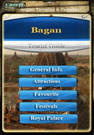 Bagan Temples and Pagodas - Myanmar