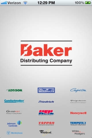 Baker Distributing Company  - HVAC/R Contractor Assist