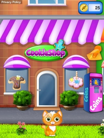 Bakery Food Games