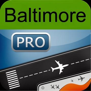 Baltimore Washington Airport BWI -Flight Tracker