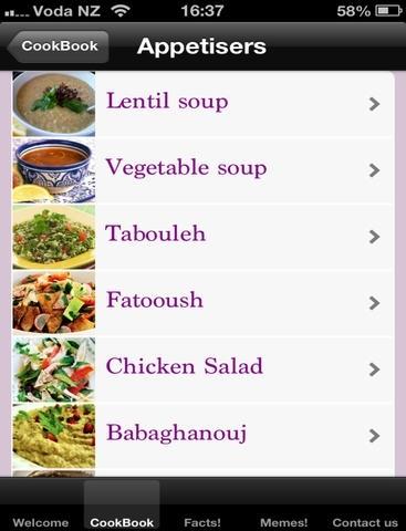 Banquets Babel & Beyond App
