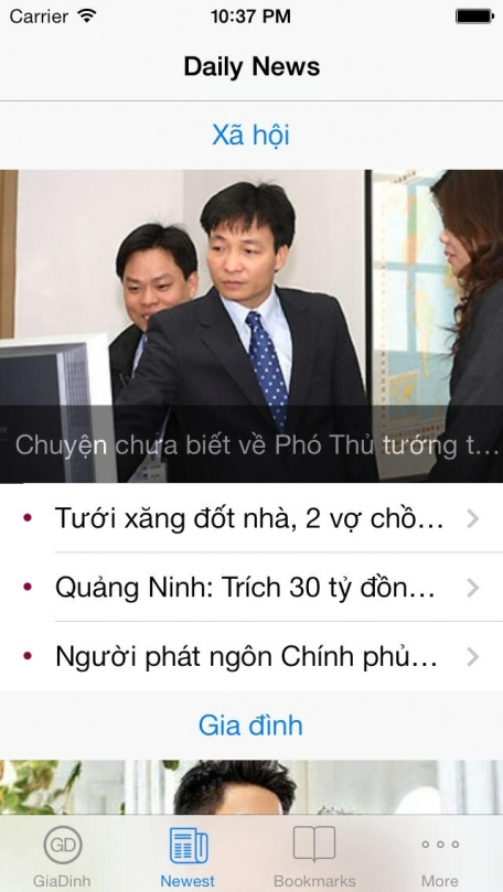 Bao Gia Dinh