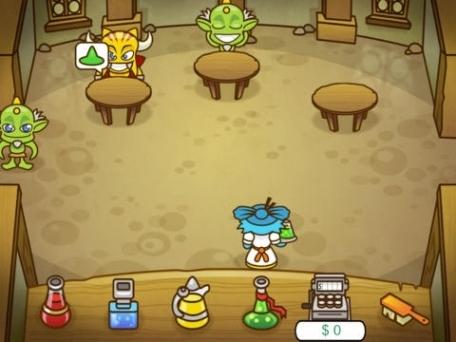 Bar Puzzle Game