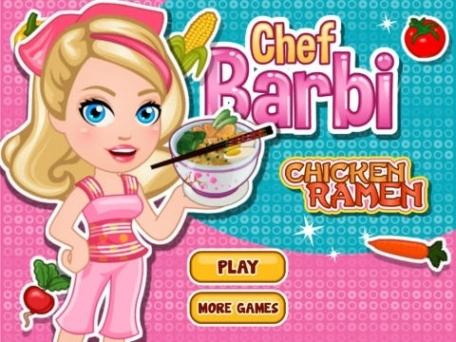 Barbi Chicken Ramen
