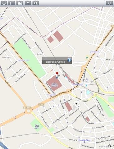 Barcelona Map Offline