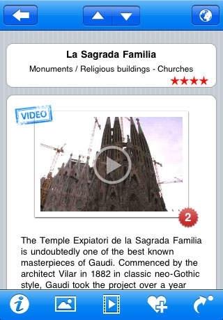 Barcelona Multimedia Travel Guide