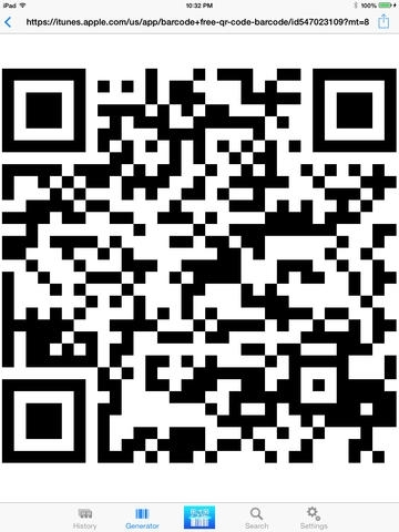 Barcode+ - QR Code & Barcode Scanner & Generator for iPhone and iPad