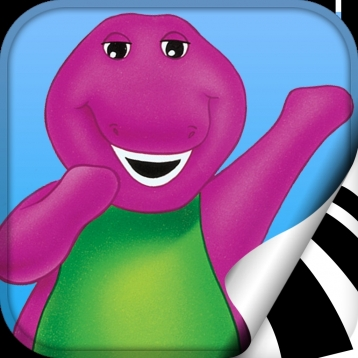 Barney\'s Storybook Treasury App