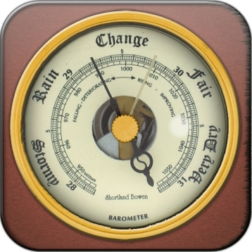 Barometer for iPhone & iPod Touch